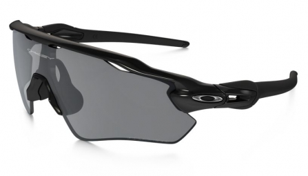 oakley lunettes polarized radar ev path black black polarized ref oo9208 07