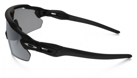 oakley lunettes radar ev pitch black black ref oo9211 01