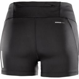 Short Salomon Agile Short Tight Black