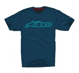 ALPINESTARS T-Shirt BLAZE 2 Bleu