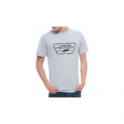 Tee-shirt Vans Full Patch Barbed Athletic Heather