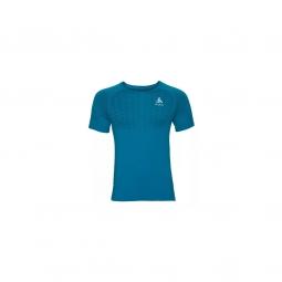 T shirt odlo mc zeroweight x light blue jewel s