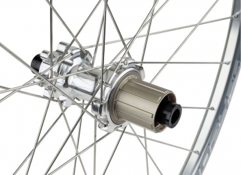 spank paire de roues 27 5 oozy trail 260 15mm 12x142mm chrome