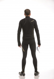 look maillot long excellence noir s
