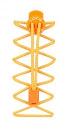 NATHAN Paire de Lacets LOCK LACES Orange