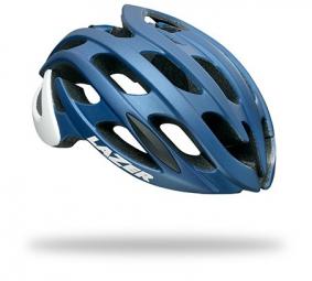 Lazer helmet Woman '' She '' Blue / White 2015