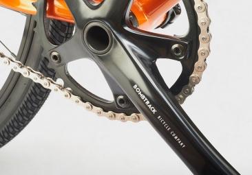 BOMBTRACK Vélo Complet Single Speed ARISE Orange