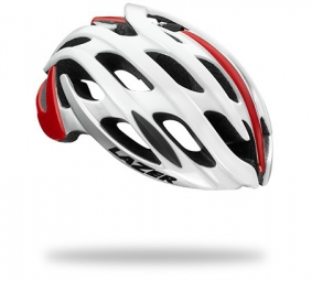 Helmet Lazer '' Blade '' White / Red
