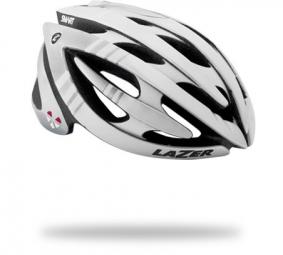 Helmet Lazer Genesis Lifebeam 2015 White / Silver