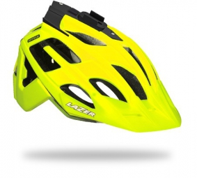 Casque Lazer Oasiz 2015 Flash Jaune