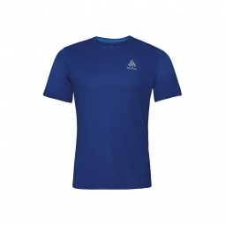 T shirt odlo mc sliq energy blue m