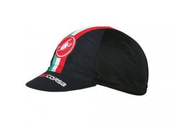 castelli casquette performance cycling noir