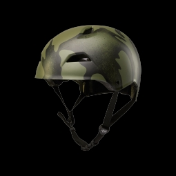 Casque fox flight camo helmet m