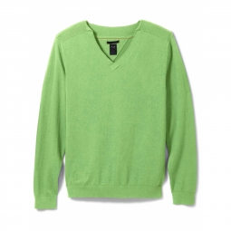 Pull homme oakley icon v neck sweater green s