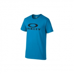 T shirt oakley pinnacle tee pacific blue s