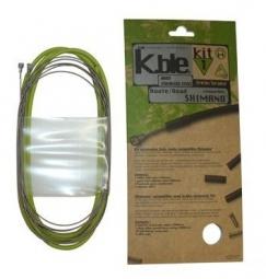 transfil kit frein route inox shimano sram vert