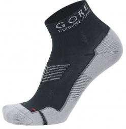 gore running wear chaussettes essential noir 44 46