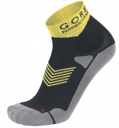 Image of Gore running wear chaussettes mythos noir 35 37