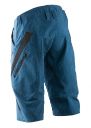 RACE FACE Short AMBUSH Bleu Homme