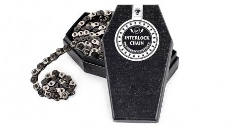 TSC Chain INTERLOCK V2 Black Silver