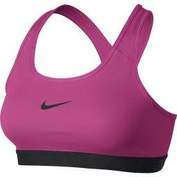 Brassière Nike Pro Classic Rose