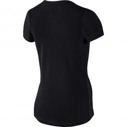 nike t shirt pro hypercool short sleeve femme s