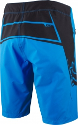 FOX Short LIVEWIRE Bleu