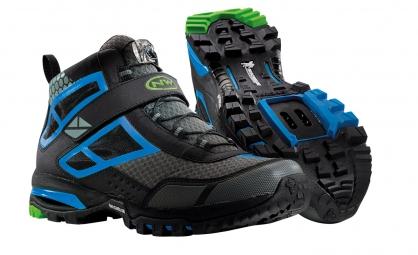 Chaussures vtt northwave dolomites evo noir bleu 45