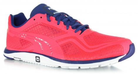 Chaussures de Running Puma Faas 100 Rose