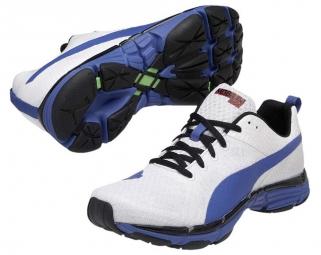 Chaussures de Running Puma MOBIUM Ride Bleu