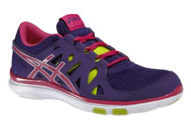 asics gel fit tempo violet rose 37 1 2