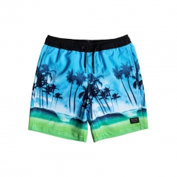 Board short quiksilver waves 15 10 ans