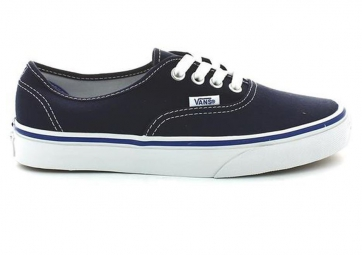vans chaussures authentic bleu marine 40