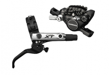 Shimano XT M785 Disc Brake - Rear RH Lever Black
