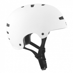 Casque bol TSG EVOLUTION Solid Color Blanc