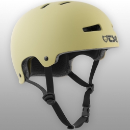 Casque bol TSG EVOLUTION Solid Color Vert