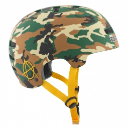 Casque bol TSG EVOLUTION Graphic Camo