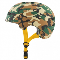 Casco bol TSG EVOLUTION Graphic Camo
