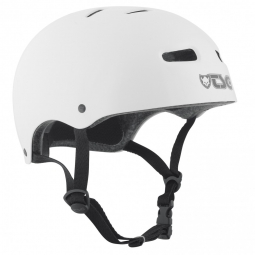 TSG Injected Helmet White