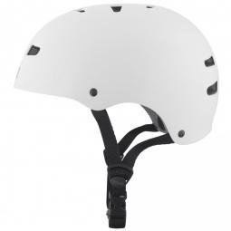 Casco bol TSG SKATE/BMX Injected Blanco