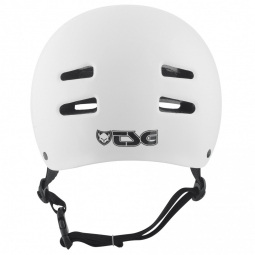 casque bol tsg skate bmx injected blanc s m 54 56 cm