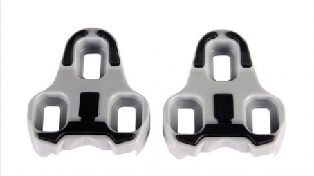 Roto Look KEO Grip Compatible Road Bike Pedal Cleats Grey