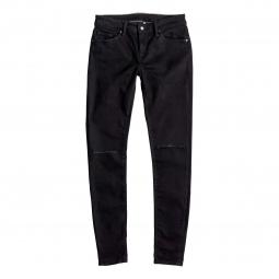 Pantalon Roxy Rebel Come Noir