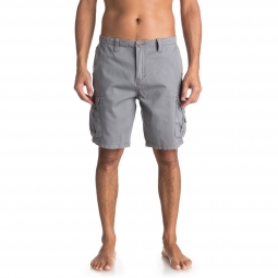 Short Quiksilver Crucial Battle Gris