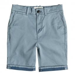 Short Quiksilver Krandy Chino Short Bleu