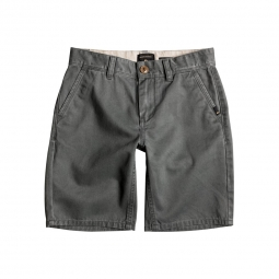 Short Quiksilver Everyday Chino Short Jr Gris