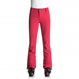 Pantalon de ski Roxy CREEK PANT Rose