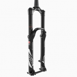 Rockshox 2017 fourche pike rct3 26 axe 15 mm dual position conique noir 160