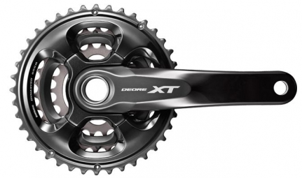 Shimano pedalier triple 3x11 deore xt fc m8000 3 175