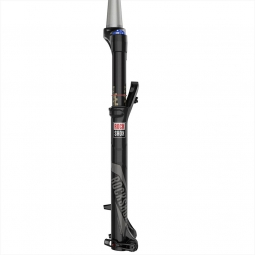 rockshox fourche reba rl 26 axe 15 mm solo air conique noir 120